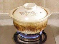 野生红菌菇鸡汤的做法第3步图片步骤 www.027eat.com