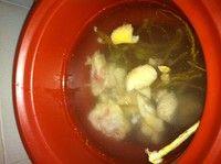 鸡汤米线的做法第2步图片步骤 www.027eat.com
