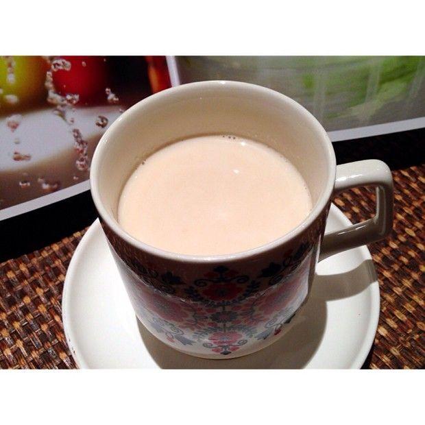 阿胶牛奶的做法