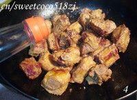 枣香排骨的做法第4步图片步骤 www.027eat.com