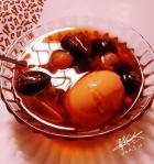 当归黄芪红枣鸡蛋补血糖水的做法