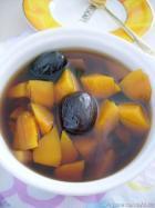 蜜枣红糖南瓜汤的做法