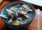 当归生姜羊肉煲汤