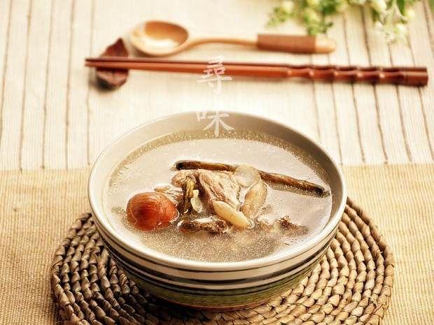 铁皮石斛花旗参煲水鸭汤的做法图解,如何做,铁皮石斛花旗参煲水鸭汤怎么做好吃详细步骤