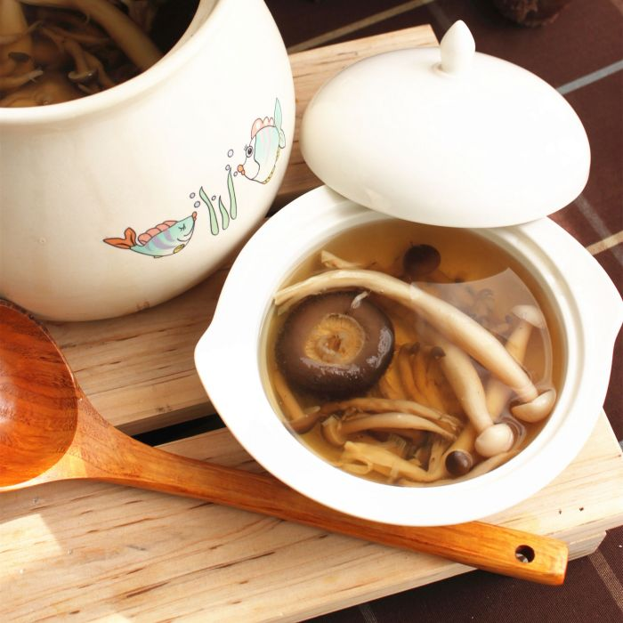 美食天下杂菌汤的做法图解,如何做,杂菌汤怎么做好吃详细步骤