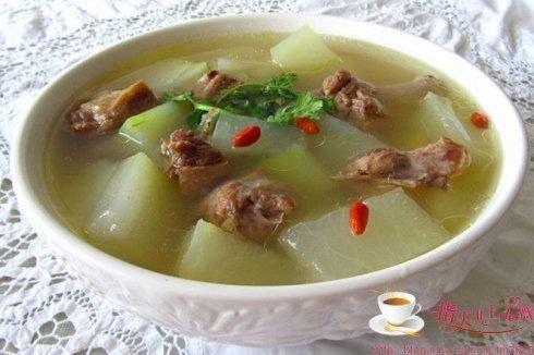 滋补煲汤 冬瓜老鸭汤的做法图解,如何做,冬瓜老鸭汤怎么做好吃详细步骤