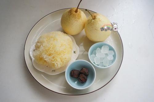 老北京小吊梨汤的做法第1步图片步骤 www.027eat.com