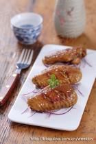 咖喱煎鸡翅的做法