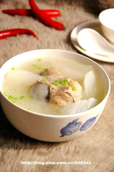 萝卜棒骨汤的做法图解,如何做,萝卜棒骨汤怎么做好吃详细步骤