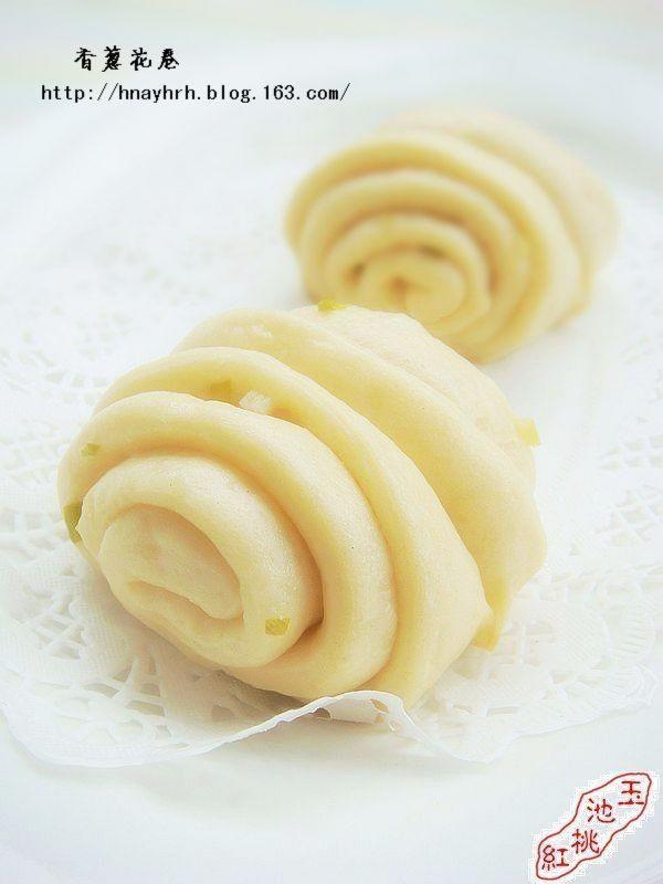 香葱花卷的做法