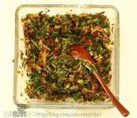 荠菜素馄饨的做法第1步图片步骤 www.027eat.com