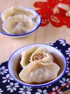 酸菜饺子的做法