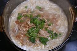 老北京羊肉汆面的做法第12步图片步骤 www.027eat.com