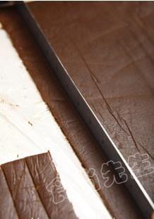 巧克力塔的做法第5步图片步骤 www.027eat.com