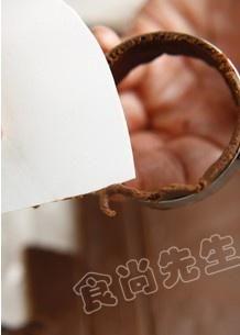 巧克力塔的做法第7步图片步骤 www.027eat.com