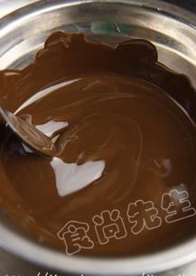 巧克力塔的做法第20步图片步骤 www.027eat.com