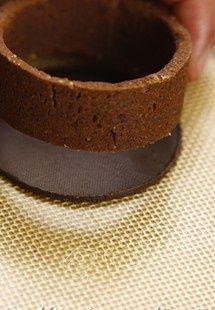 巧克力塔的做法第23步图片步骤 www.027eat.com