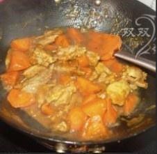 咖喱羊排饭的做法第11步图片步骤 www.027eat.com