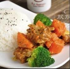 咖喱羊排饭的做法第12步图片步骤 www.027eat.com