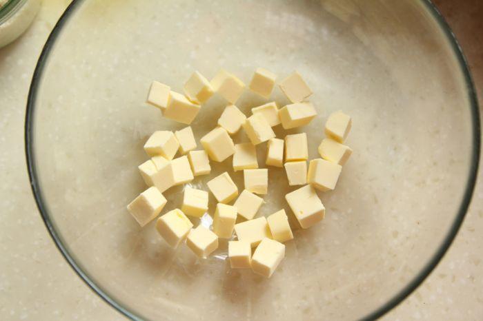 Shortbread杏仁奶油挞的做法第9步图片步骤 www.027eat.com
