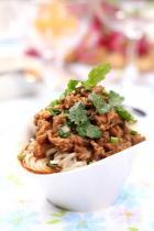老北京羊肉汆面的做法