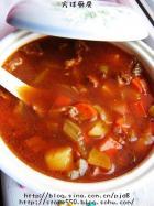 意大利羊肉浓汤的做法图解,如何做,意大利羊肉浓汤怎么做好吃详细步骤