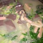羊肉粉丝汤的做法图解,如何做,羊肉粉丝汤怎么做好吃详细步骤