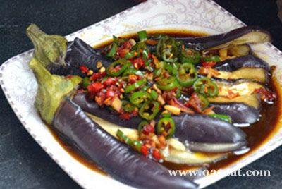 蒸茄条的做法图片,如何做,蒸茄条怎么做好吃详细步骤