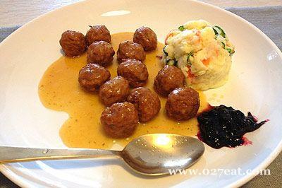 瑞典肉丸的做法图片,如何做,瑞典肉丸怎么做好吃详细步骤