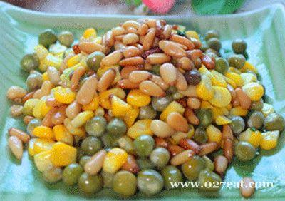 玉米松子的做法图片,如何做,玉米松子怎么做好吃详细步骤