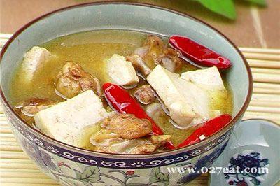豆腐炖鸡块的做法图片,如何做,豆腐炖鸡块怎么做好吃详细步骤
