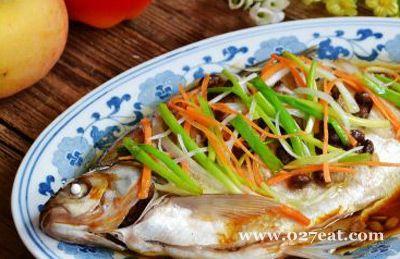 豆豉三丝蒸鳊鱼的做法图片,如何做,豆豉三丝蒸鳊鱼怎么做好吃详细步骤