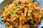 麻香胡萝卜炒鸡蛋的做法