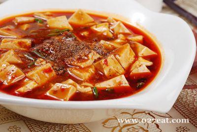 麻婆豆腐新的做法