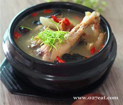 火腿炖鸡汤的做法图片,如何做,火腿炖鸡汤怎么做好吃详细步骤