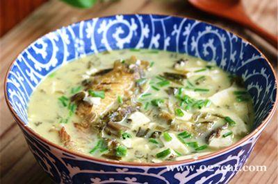 雪菜豆腐黄鱼汤的做法图片,如何做,雪菜豆腐黄鱼汤怎么做好吃详细步骤