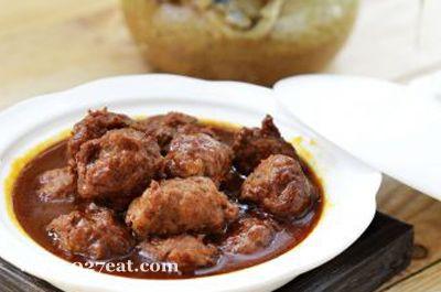 红烩肉丸的做法图片,如何做,红烩肉丸怎么做好吃详细步骤