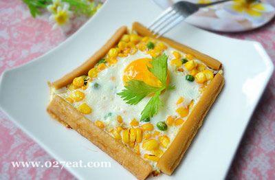 肠仔玉米煎鸡蛋的做法图片,如何做,肠仔玉米煎鸡蛋怎么做好吃详细步骤