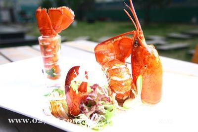 生菜龙虾的做法图片,如何做,生菜龙虾怎么做好吃详细步骤