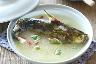 紫苏黄骨鱼汤的做法图片,如何做,紫苏黄骨鱼汤怎么做好吃详细步骤