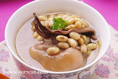 墨鱼黄豆炖猪蹄的做法图片,如何做,墨鱼黄豆炖猪蹄怎么做好吃详细步骤
