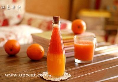 双色果汁的做法图片,如何做,双色果汁怎么做好吃详细步骤