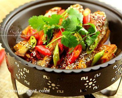 奇香黄鱼小锅仔的做法图片,如何做,奇香黄鱼小锅仔怎么做好吃详细步骤