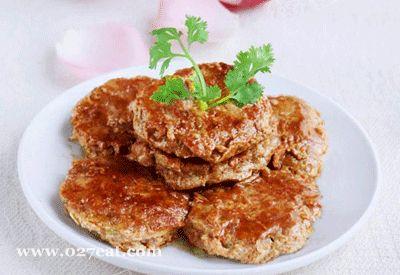 红酒汁藕饼的做法图片,如何做,红酒汁藕饼怎么做好吃详细步骤