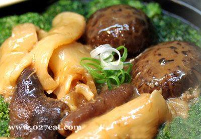 海参炆冬菇的做法图片,如何做,海参炆冬菇怎么做好吃详细步骤