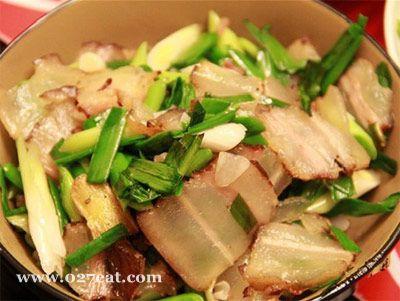 回锅腊肉的做法图片,如何做,回锅腊肉怎么做好吃详细步骤