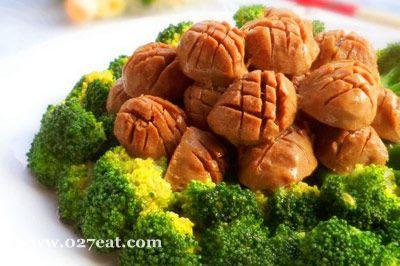 西兰花牛肉丸的做法图片,如何做,西兰花牛肉丸怎么做好吃详细步骤