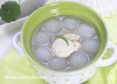 扇贝虾米瓜球汤的做法图片,如何做,扇贝虾米瓜球汤怎么做好吃详细步骤