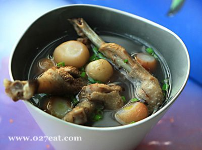 杨花萝卜麻鸭汤的做法步骤