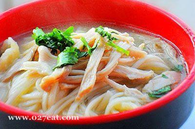 鸡汤面条的做法图片,如何做,鸡汤面条怎么做好吃详细步骤
